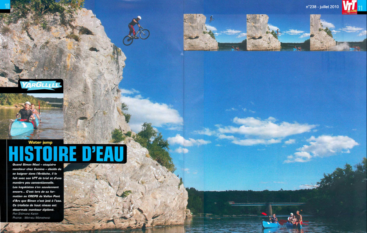 VTT Mag Water Jump copie